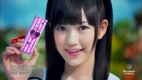 Mayuyu Team[PV] Watarirouka Hashiritai 7 - Hetappi wink.flv_snapshot_00.10_[2012.12.30_12.08.26]
