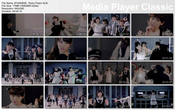 [PV]AKB48 - Ruby [Team A].flv_thumbs_[2013.02.20_02.31.23]