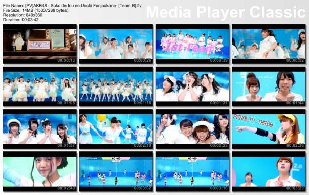 [PV]AKB48 - Soko de Inu no Unchi Funjaukane- [Team B].flv_thumbs_[2013.02.20_02.31.36]