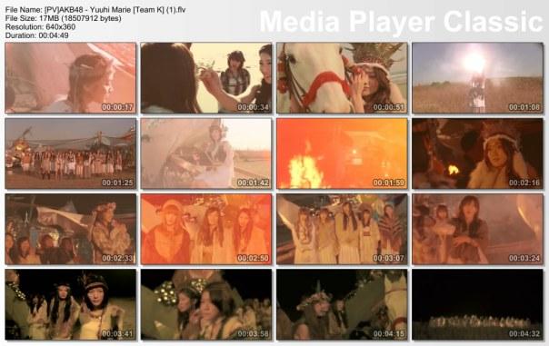 [PV]AKB48 - Yuuhi Marie [Team K] (1).flv_thumbs_[2013.02.20_02.31.59]
