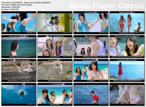 [PV]SKE48 - Pareo wa Emerald subbed.flv_thumbs_[2013.02.01_14.33.34]